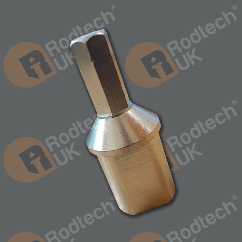 Rodtech Click Hex Shaft Buttonless Drill Driver