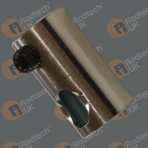 Rodtech Click to Half Inch Whitworth Adapter