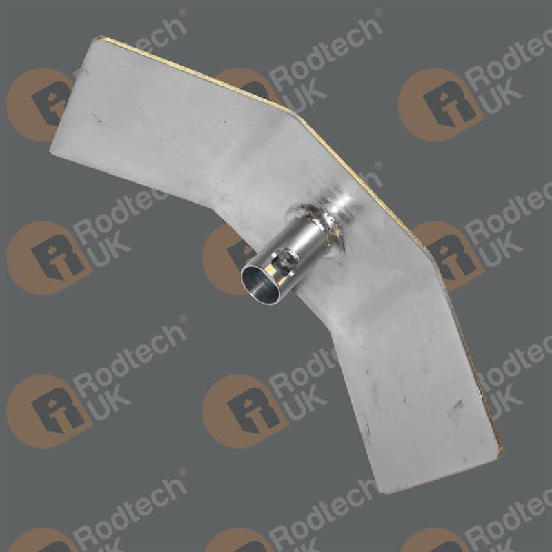 Angled Scraper – 270x100mm (10.5×4 inches)