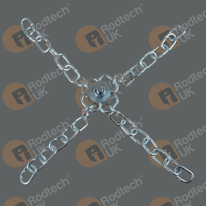 9 Link Chain Tar Remover for Rodtech Click