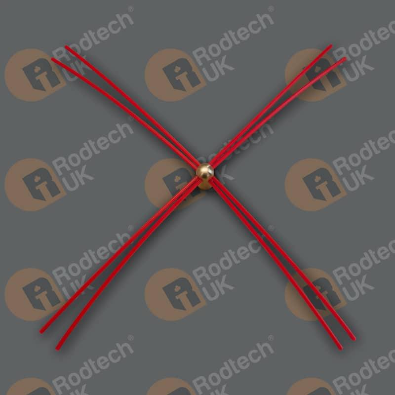 Rodtech Mini-Click 450mm Twin Bullet head