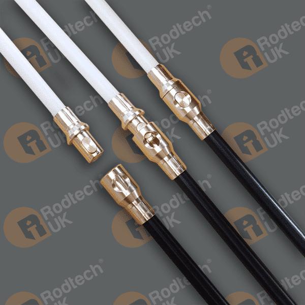 Rodtech Brass ButtonLok 16mm Rod