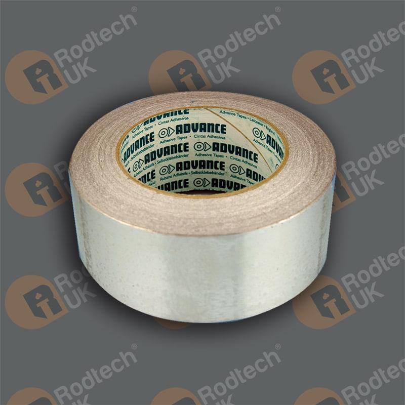 Hayes UK Aluminium Foil Tape 50mm x 45.7m