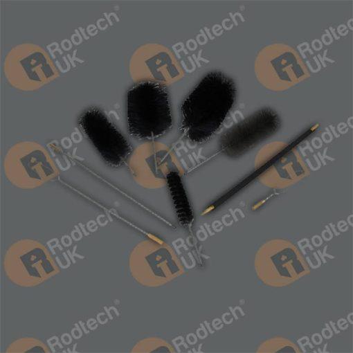 Hayes Flue Brushes – Industrial (Set of 9)