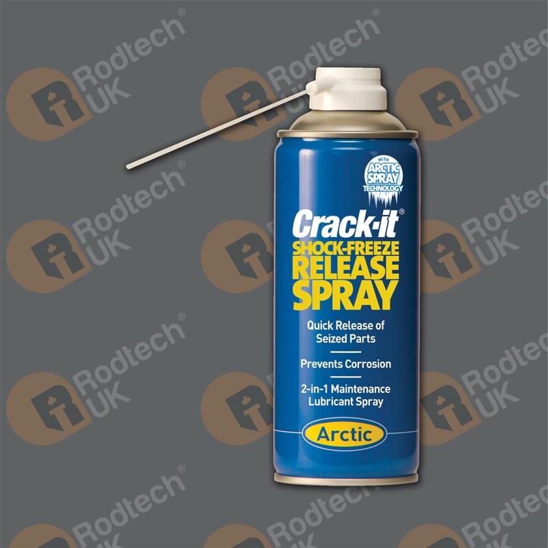 Crack It Shock Freeze Release Spray- 400ml