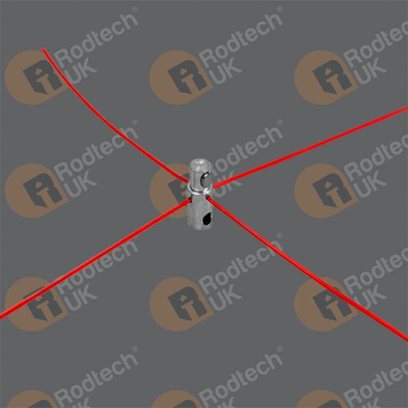Rodtech Buttonlok mid-rod Power head