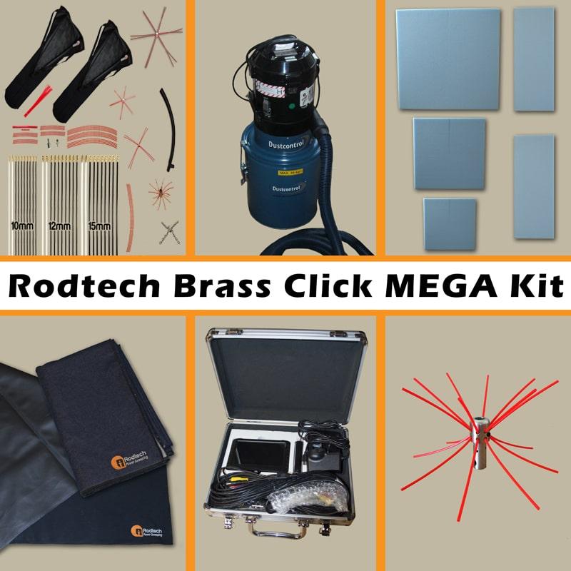 Rodtech Brass Click Mega Kit UK