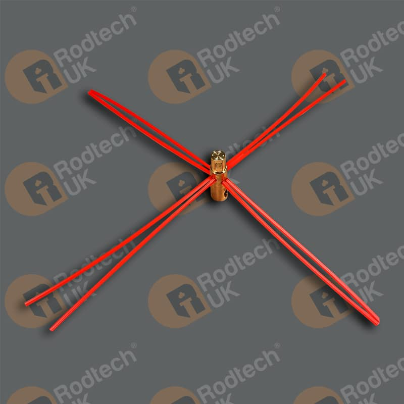 Mini Click Mid Rod Head - Rodtech UK
