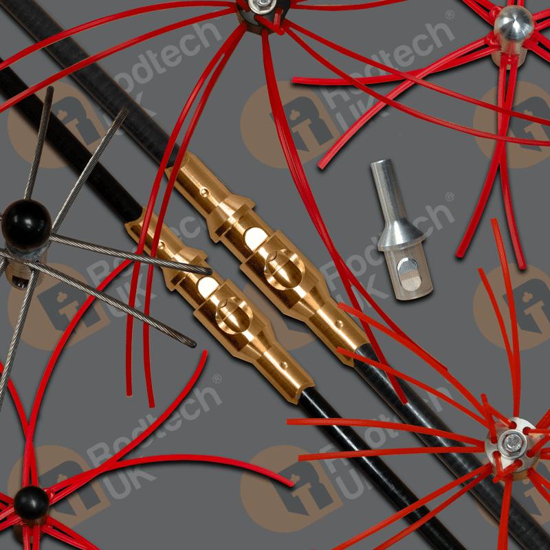 10 & 12mm Brass Buttonlok Kit