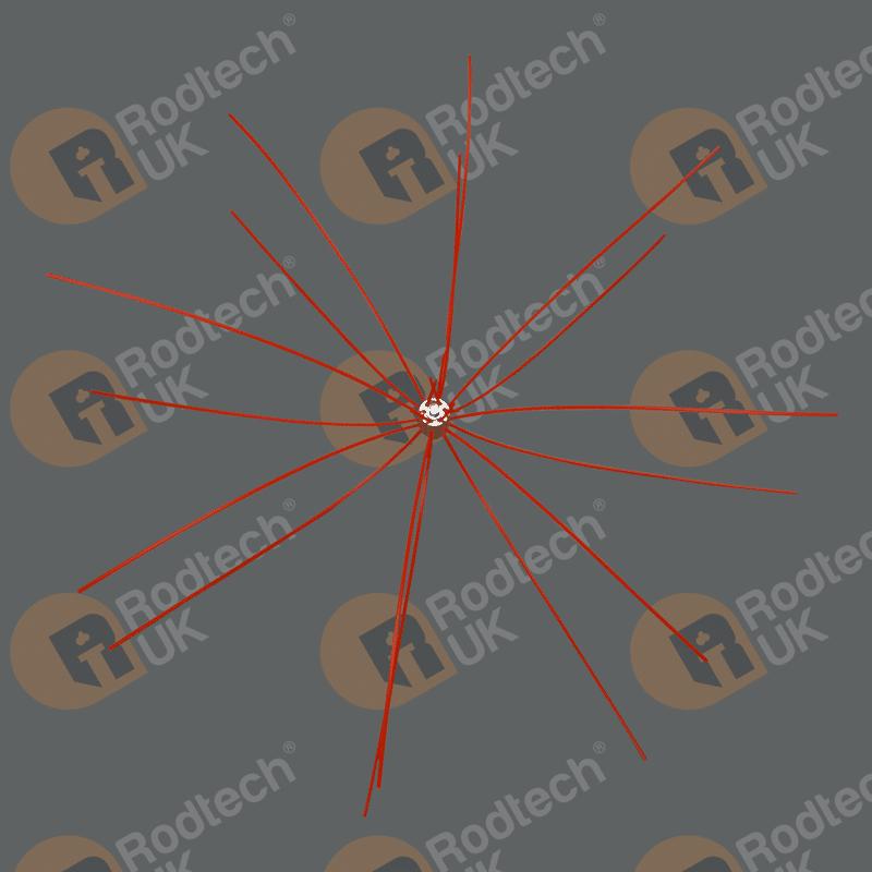 Buttonlok 900mm Super Scrub