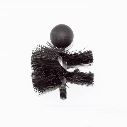 "4"" Medium Bristle Tamar Mini Mole Brush - Rodtech UK"