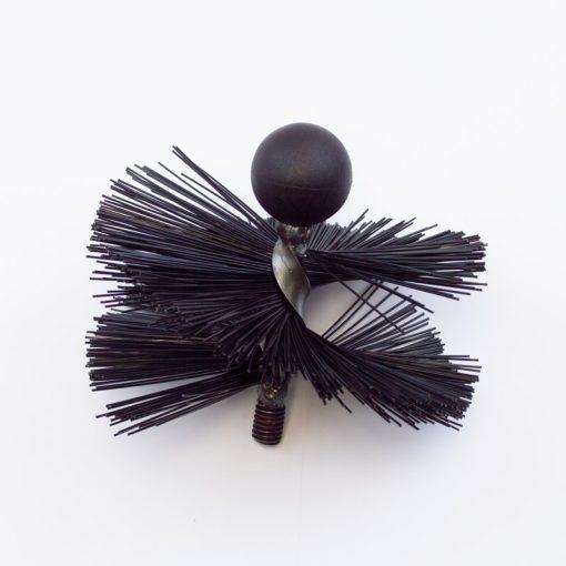 "The 6"" (150mm) Tamar Mini Mole Brush - Rodtech UK"