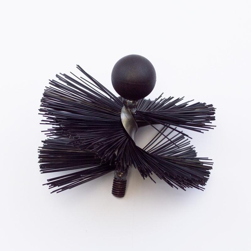 Tamar 6″ Medium Bristle MiniMole Flue Brush