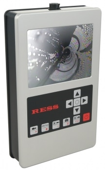 RESS CCTV Color Monitor FM5 PRO (Includes Delivery)