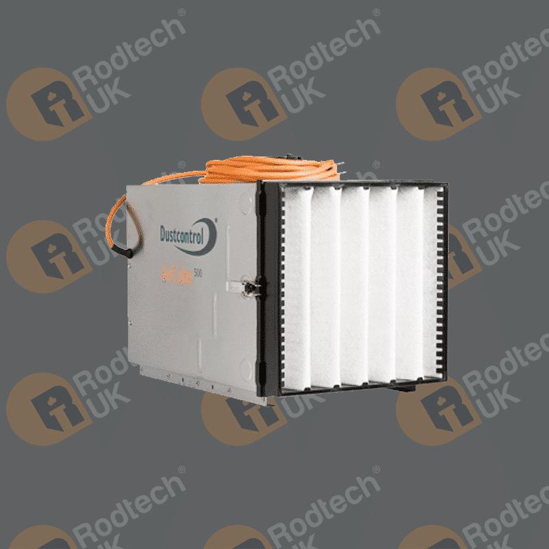 Dustcontrol DC500 Air Cube 240v. Air Cleaner / Purifier.