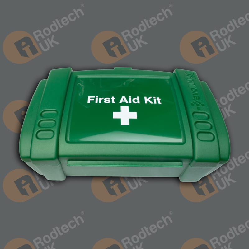 First Aid Kit for Lone Worker and Off Site Travel in Evolution Box HSE Compliant