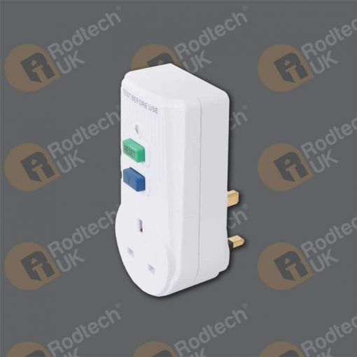 Plug-in Active RCD 13A UK