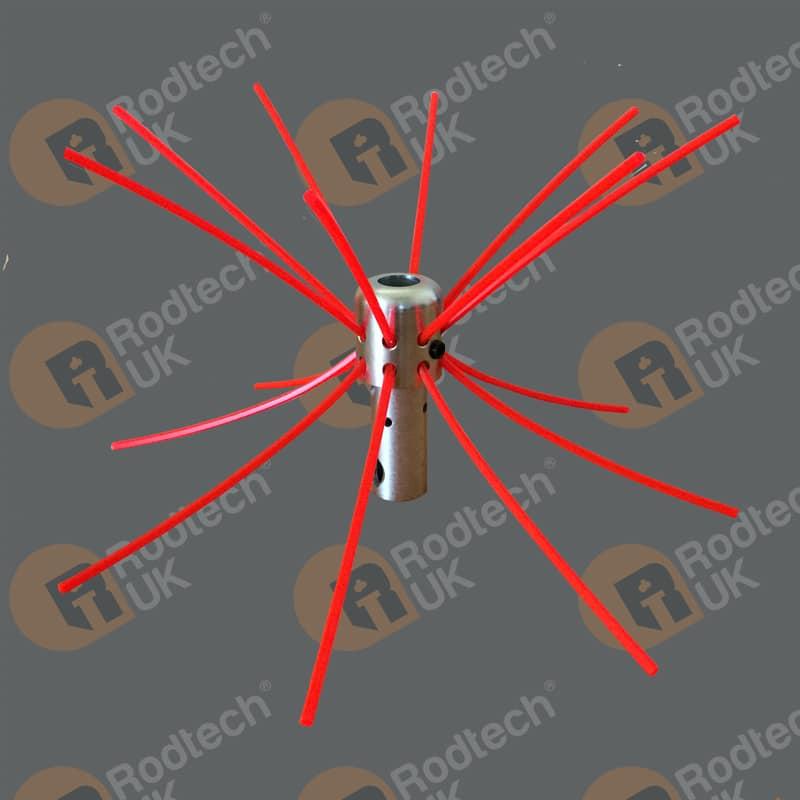 Buttonlok/Simpatico Chimney Inspection Camera Holder