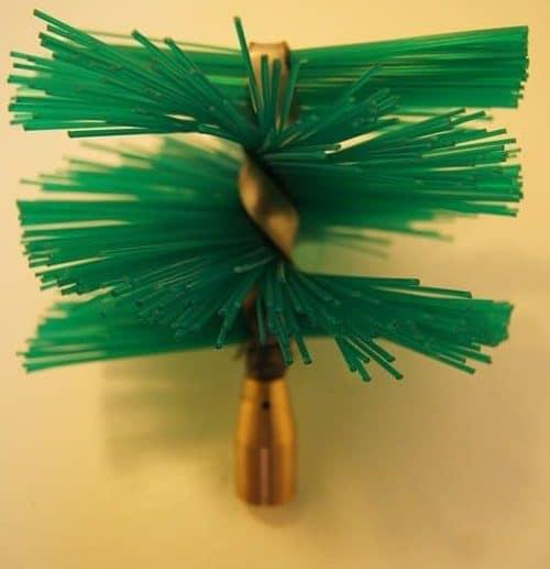 Tamar Brush Traditional Brush Set of 4 (10″,12″,14″,18″)