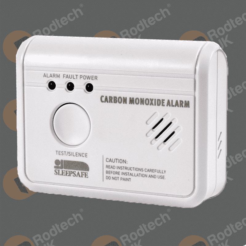 10 Year sealed battery Carbon Monoxide alarm