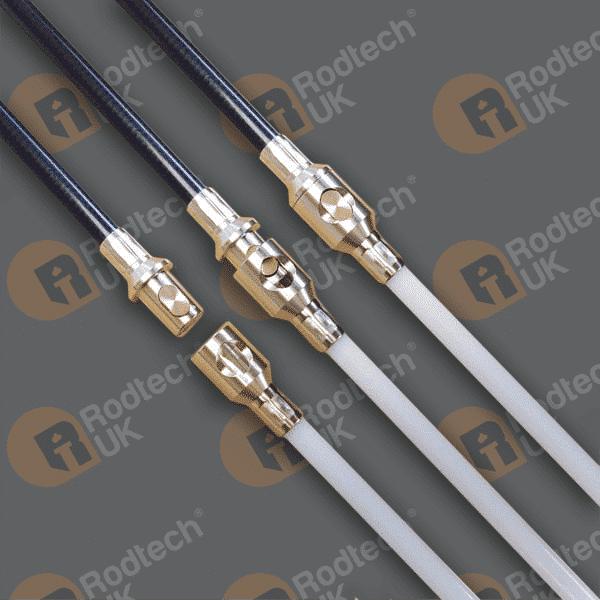 Rodtech BRASS ButtonLok 10mm Rod