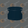 20L Drum for Dustcontrol DC1800 (No Wheels)