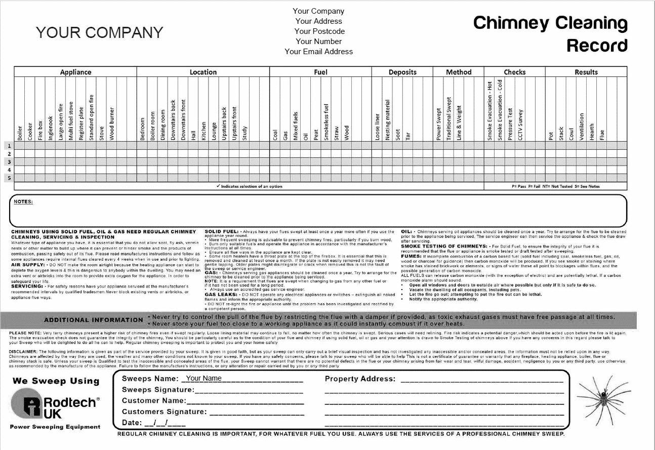 1 Part Certificates Black & White pad of 100