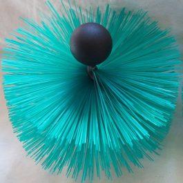 4″ Tamar Viper Flue Brush