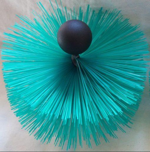 "14"" Tamar Chimney Brush - Rodtech UK"