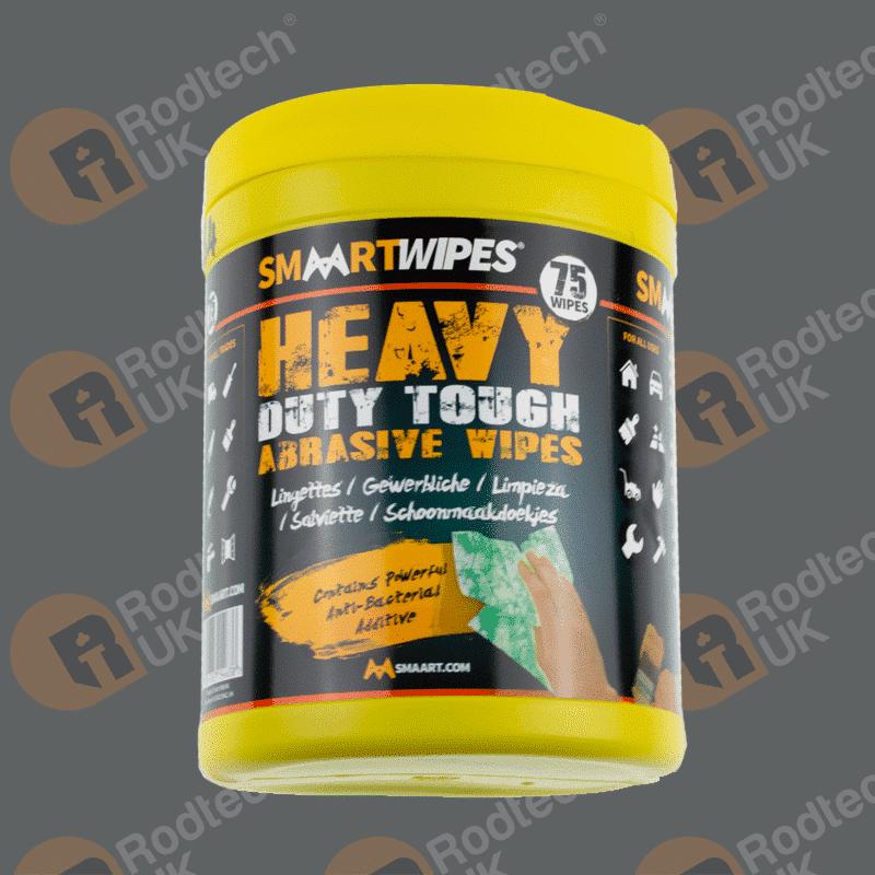 SMAART Heavy Duty Tough Abrasive Wipes