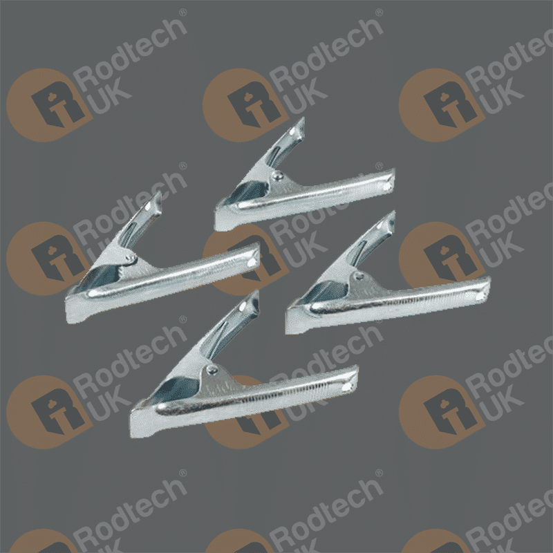 Heavy Duty Sheeting Up Spring Clips – 4Pk