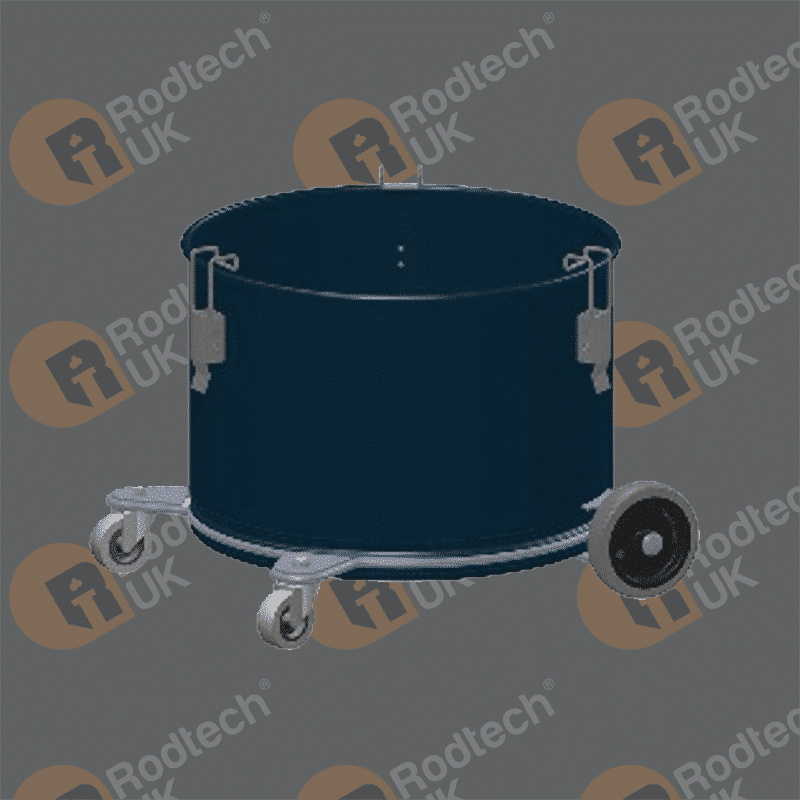 20L Drum for Dustcontrol DC1800 (With Wheels)
