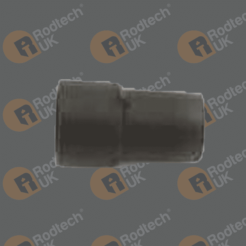 Dust Control Spare Vacuum Hose Tool End (Rubber)