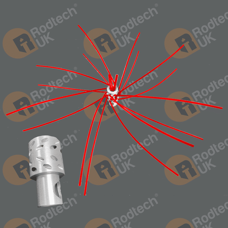 NEW 600mm Super Scrub Quantum Limited Edition Buttonlok