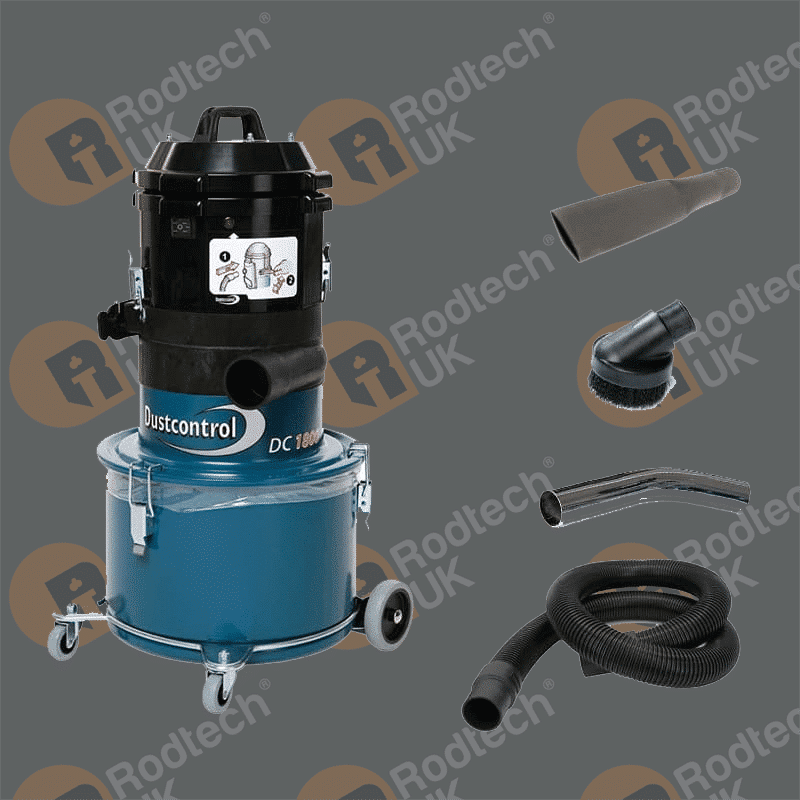 Dustcontrol DC1800 (Option B) 20L Drum Ireland (North and South) 240v